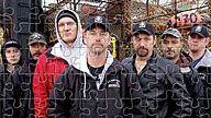 Deadliest Catch - The Time Bandit crew