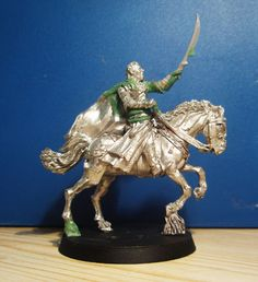 mounted elrond