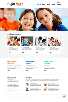 Template 48181 - Responsive Website Template