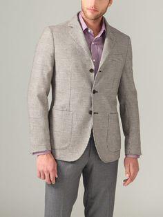 Nice blazer.