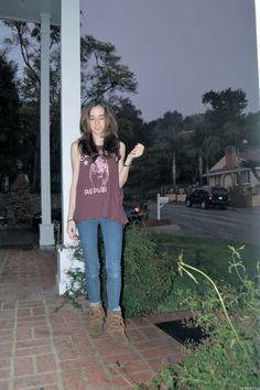 California Republic #newpost @Brandy Melville #brandymelville #minnetonka #mocassin #boots #fashion #style #LA #lavieenliz