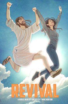 Revival #20 (cover by Jenny Frison)