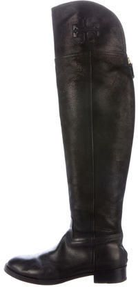 Tory Burch Simone Over-The-Knee Boots