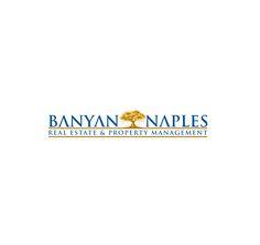 Banyan Naples Luxury Real Estate Logo Serious, Professional Logo Design by logo_s