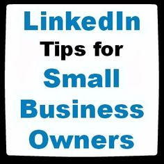 5 #LinkedIn Tips for #SmallBusiness Owners http://www.ezanga.com/news/2013/06/03/linkedin-tips-for-small-business-owners/