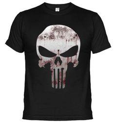 Camiseta Punisher - El castigador