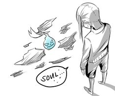 ::GIF:: Jelly-Souls #1 (Click to see) by cookiecreation