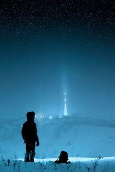 Through the Frozen Land