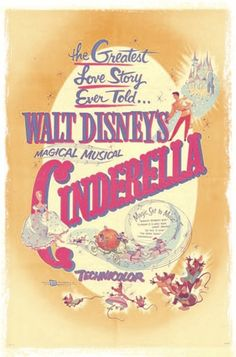 The Greatest Love Story Ever Told <3 Vintage Cinderella