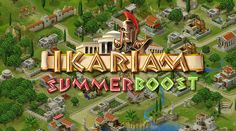 Summer event boost from Ikariam!