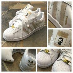 Adidas Kareem Superstars