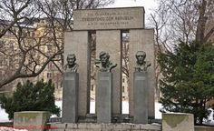Vienna/Dr.Jakob Reuman,Dr.Viktor Adler,Dr.Ferdinand Hanusch 12 November, Ferdinand, Vienna, City, Cities