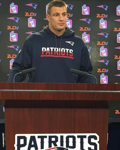 "Gronk: ""I can't wait to go freaking crazy out there again."""
