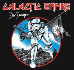 Iron Maiden / Star Wars