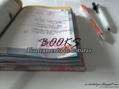 A vida de Lyne: BOOKS \\ Planeamento de leituras