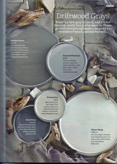 Driftwood Grays