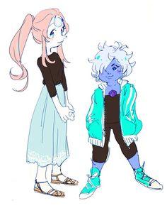 Pearl & Amethyst