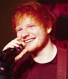 Brittney is gonna kill me butttttt, man, Ed Sheeran is so beautiful!