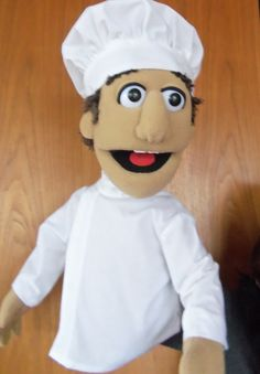 Chef by PJs Puppets