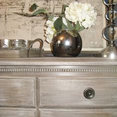 Annie Sloan French Linen Ideas, Pictures, Remodel and Decor