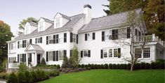 Beautiful renovated New England colonial by Patrick Ahearn architect.
