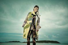 Keke Lindgard Poses in the Bahamas for SCMP Style by Paul de Luna