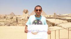 Welt der Hängematte in Ägypten