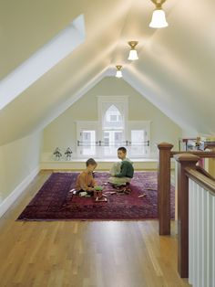 Attic Room Design Pictures Remodel Decor And Ideas Page 9