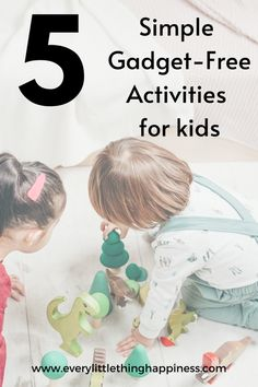 5 Gadget-free Ways to have Fun with Kids - Every Little Thing: Happiness Creative Activities For Toddlers, Indoor Activities For Kids, Outdoor Activities, Mom Brain, What To Do When Bored, Play Gym, Business For Kids, Working Moms, Our Kids
