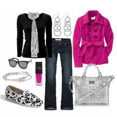 Love that jacket! :-)