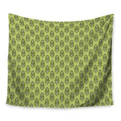 East Urban Home Deco Flourish by Holly Helgeson Wall Tapestry Size: