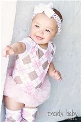 adorable baby girl tutu onesie :) other styles available at babygolucky.com!