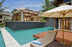 Villa Semarapura    Enjoy, share :) http://www.luxuryhomegate.com/