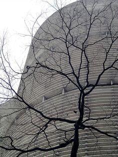 our home - Edifício Copan, São Paulo  Architect: Oscar Niemeyer
