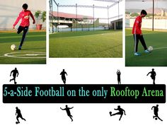 5-a-side Football on the only Rooftop Arena. SKYFUT Address- Rooftop, Orbit Mall, Near Civil Lines Metro Station Call- 7014624112 #RooftopArena #SKYFUT #Football #CityShorJaipur