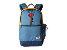 Vans Van Doren II Backpack Blue Ashes - Zappos.com Free Shipping BOTH Ways