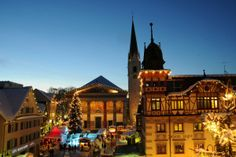 christmas market Dornbirn, Vorarlberg, Austria