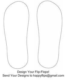 sjabloon slippers - Google zoeken