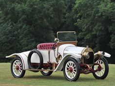 1913 Benz 8/20 HP Roadster
