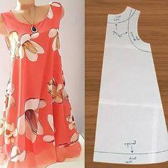 Pajama Pattern, Denim Crafts, Girls Dresses, Summer Dresses, Dress Sewing Patterns, Easy Wear, Sewing Techniques, Sewing Hacks, Dressmaking