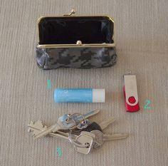 Mi organizzo!: Organizzare la borsa