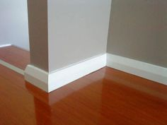 Add a decorative touch to your dream home with our highest quality MDF Skirting boards.