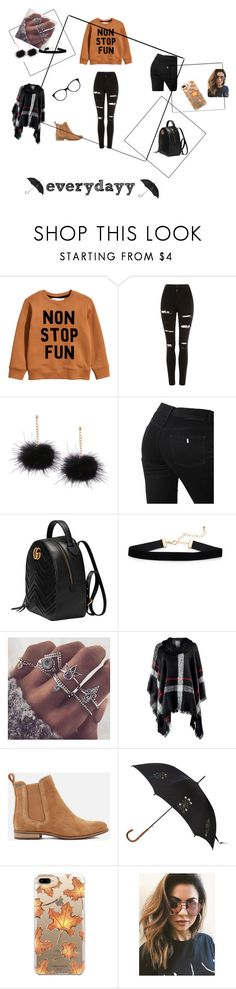 """Everday :D:D"" by eldina12 ❤ liked on Polyvore featuring Topshop, STELLA McCARTNEY, Gucci, Superdry, Alexander McQueen, Casetify and MINKPINK"