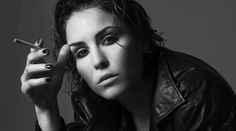 Noomi Rapace by Tobias Lundkvist