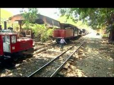 Globo Repórter a História das Ferrovias no Brasil