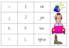 Preschool Worksheets, Classroom Activities, Infant Activities, Activities For Kids, Afrikaans Language, Kids Homework, Teaching The Alphabet, Activity Sheets, School Resources