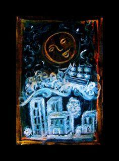 'Dreamsequence 3 - DREAMGLIDER' von mimulux bei artflakes.com als Poster oder Kunstdruck $14.14