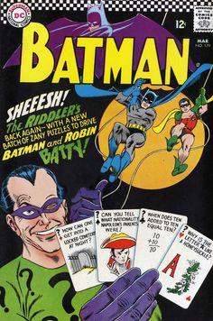 Batman 66 Comic | 1966 My Favorite Year: Batman Comics and Me in '66