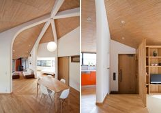 material, roof, ceiling, house, japan