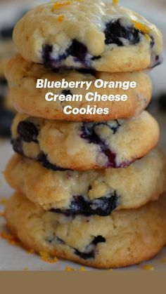 Smores Cookies, Cookie Desserts, Just Desserts, Blueberry Cookies, Blueberry Desserts, Salted Caramel Cookies, Chocolate Chip Cookie Bars, Delicious Cookies, Delicious Desserts
